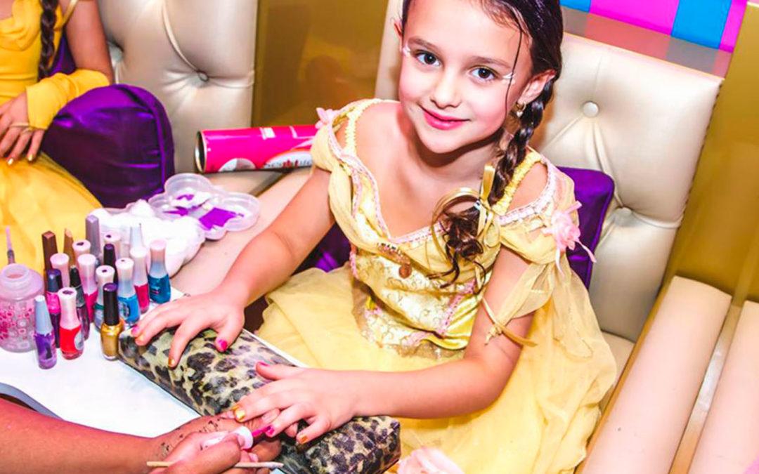 Manicure e Pedicure Kids