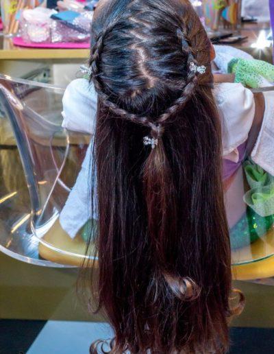 Penteado Divertido