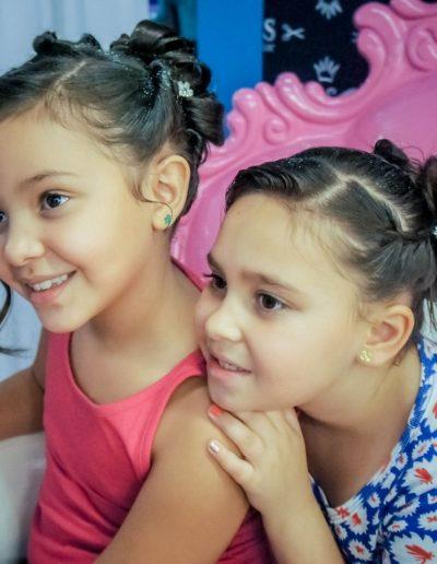Penteado Social Kids