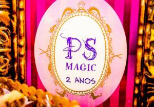 Petit Salon Magic 2 anos