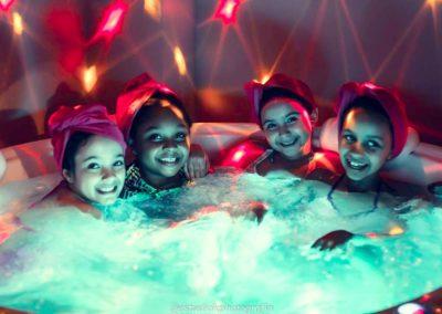 Contato para Festas Spa Party Wet