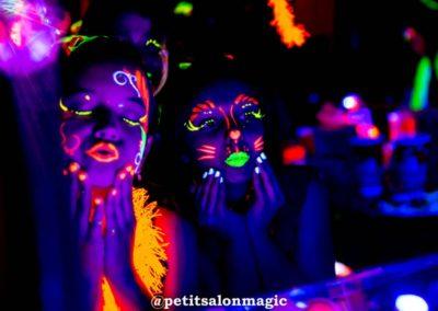 Festa Neon da Júlia