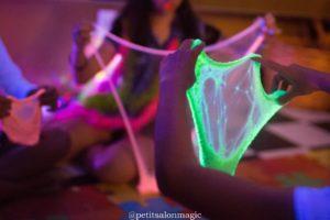 Tema Neon + Slime